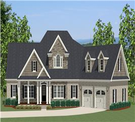 House Plan #189-1000