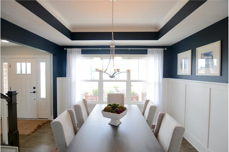 Dining Room of this 4-Bedroom,2880 Sq Ft Plan -2880