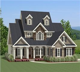 House Plan #189-1016