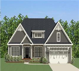 House Plan #189-1081