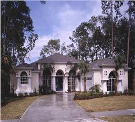 House Plan #190-1000