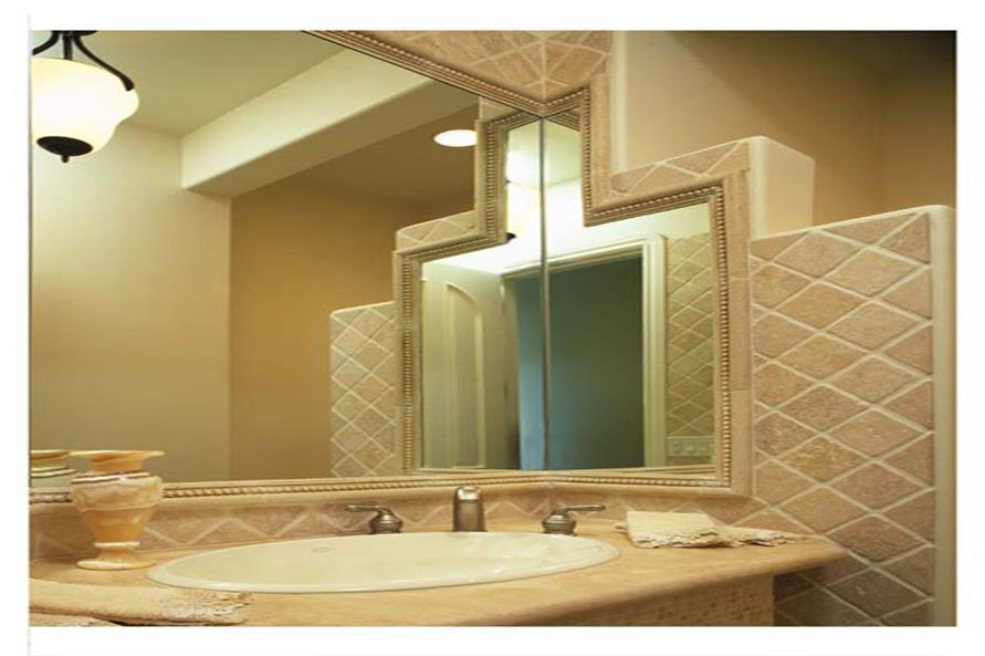Bathroom of this 4-Bedroom,3556 Sq Ft Plan -3556