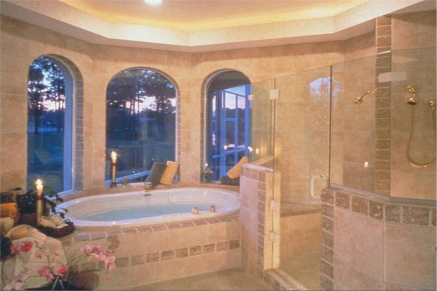 190-1004: Home Interior Photograph-Bathroom