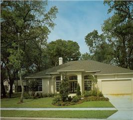 House Plan #190-1005