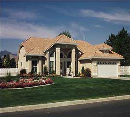 House Plan #190-1006