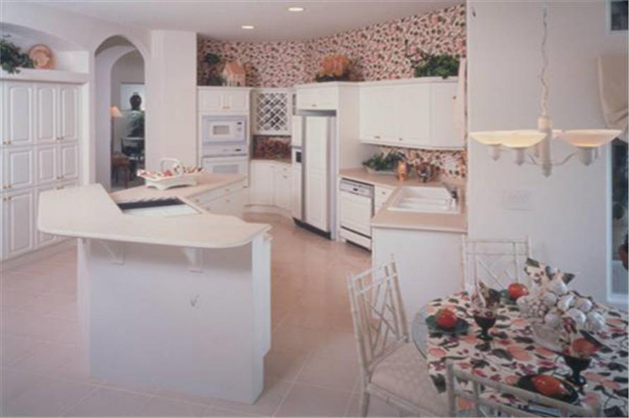 190-1007: Home Interior Photograph-Kitchen