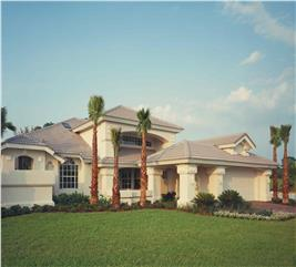 House Plan #190-1007