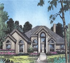 House Plan #190-1010