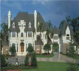 House Plan #190-1014