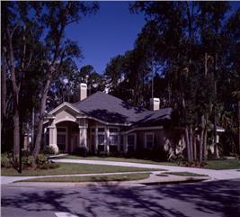 House Plan #190-1015