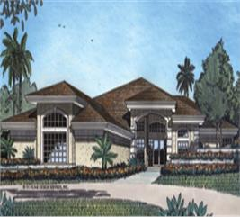House Plan #190-1017