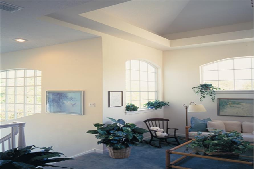 Sitting Room of this 4-Bedroom,2887 Sq Ft Plan -2887