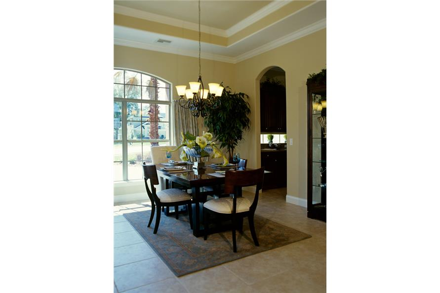 Dining Room of this 4-Bedroom,3290 Sq Ft Plan -3290