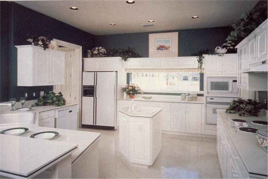 Kitchen of this 4-Bedroom,3290 Sq Ft Plan -3290