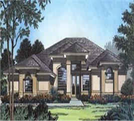 House Plan #190-1021