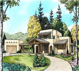 House Plan #192-1022