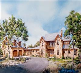 House Plan #192-1033