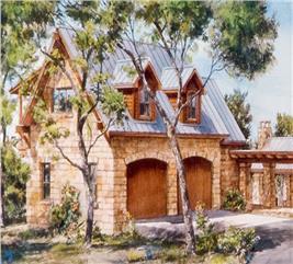 House Plan #192-1034