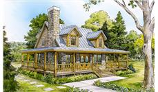 View New House Plan#192-1035