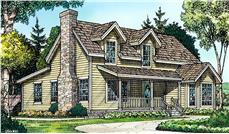View New House Plan#192-1038