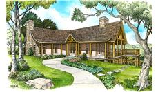 View New House Plan#192-1043