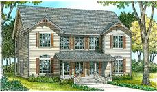 View New House Plan#192-1045