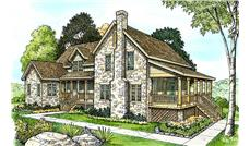 View New House Plan#192-1050