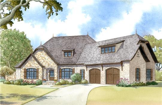 House Plan #5013