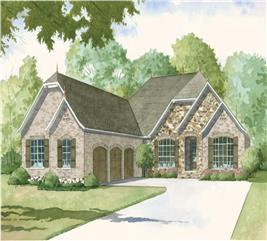 House Plan #193-1001