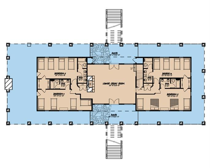 Hunting Lodge Floor Plans Home Design Ideas And Pictures