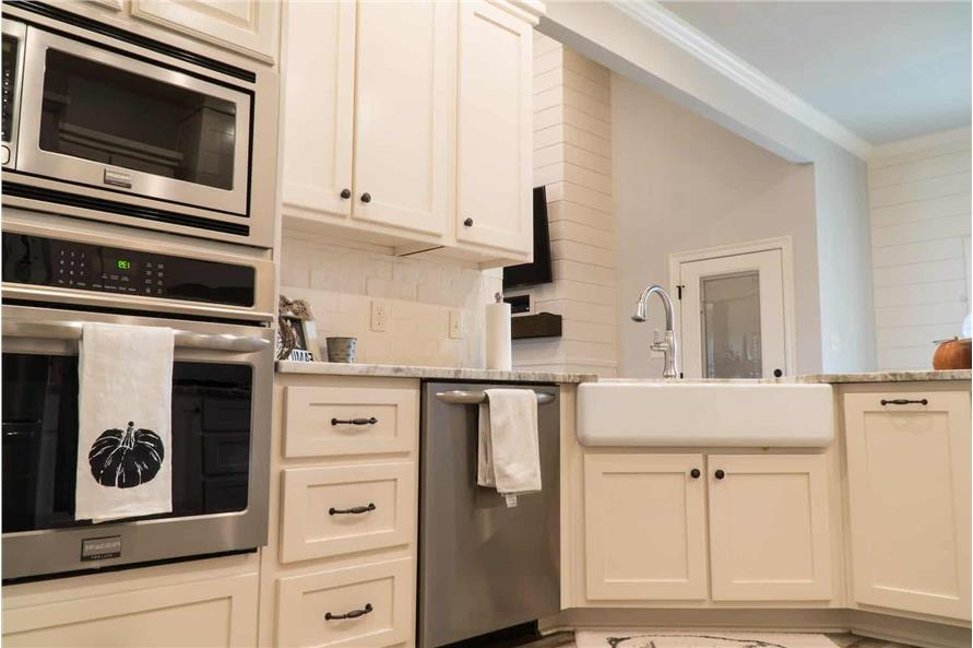 Kitchen of this 5-Bedroom,2513 Sq Ft Plan -193-1029