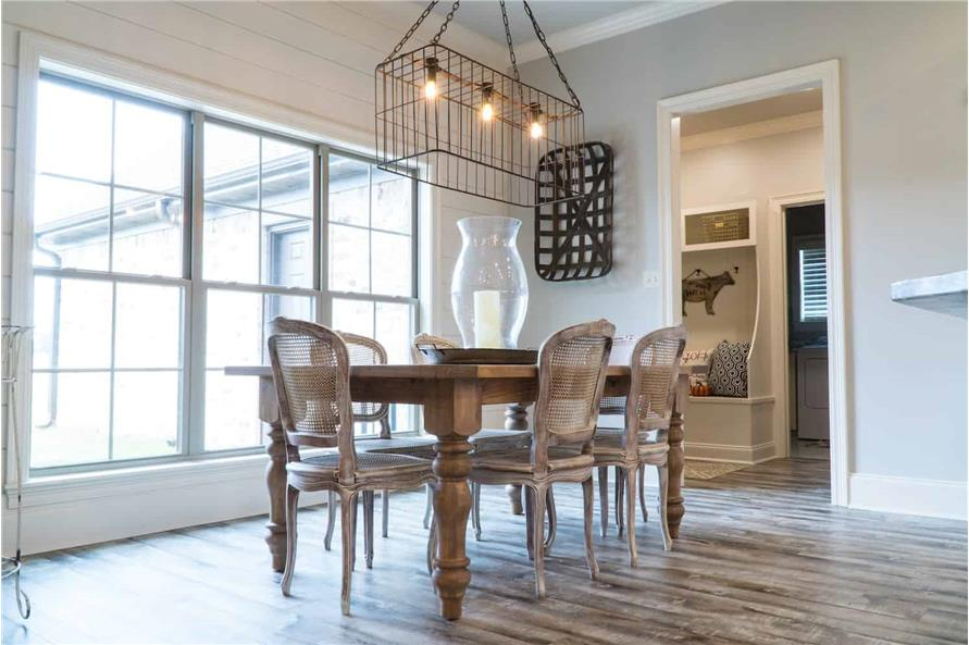 Dining Room of this 5-Bedroom,2513 Sq Ft Plan -193-1029