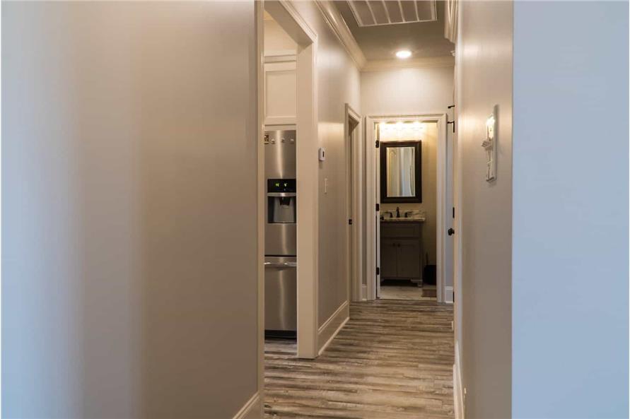 Hallway of this 5-Bedroom,2513 Sq Ft Plan -193-1029