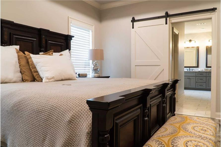 Master Bedroom of this 5-Bedroom,2513 Sq Ft Plan -193-1029
