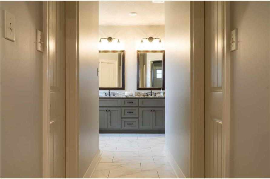Master Bathroom of this 5-Bedroom,2513 Sq Ft Plan -193-1029