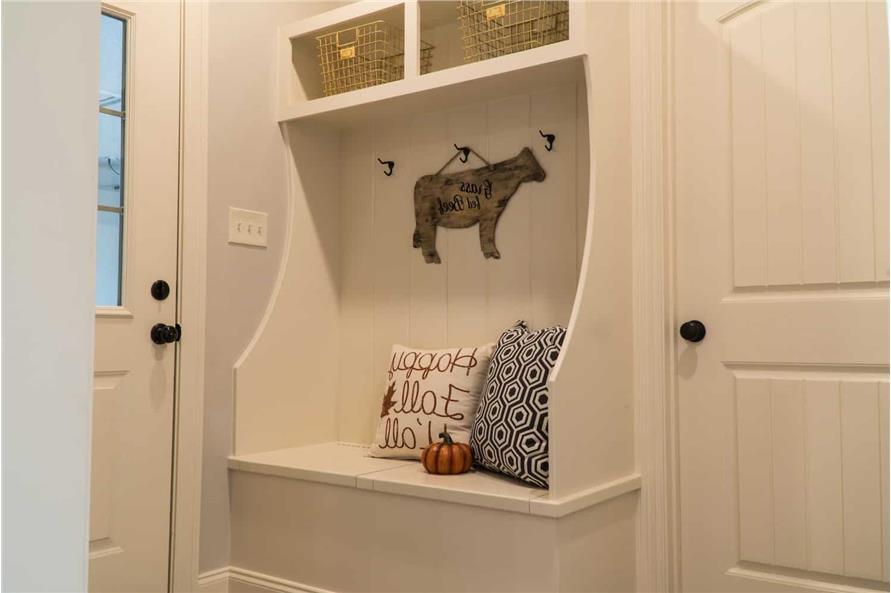 Kids' nook of this 5-Bedroom,2513 Sq Ft Plan -193-1029