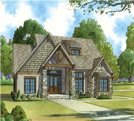 House Plan #193-1029