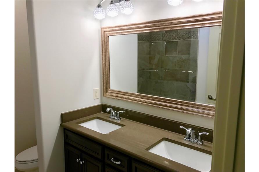 Bathroom of this 3-Bedroom,2381 Sq Ft Plan -2381