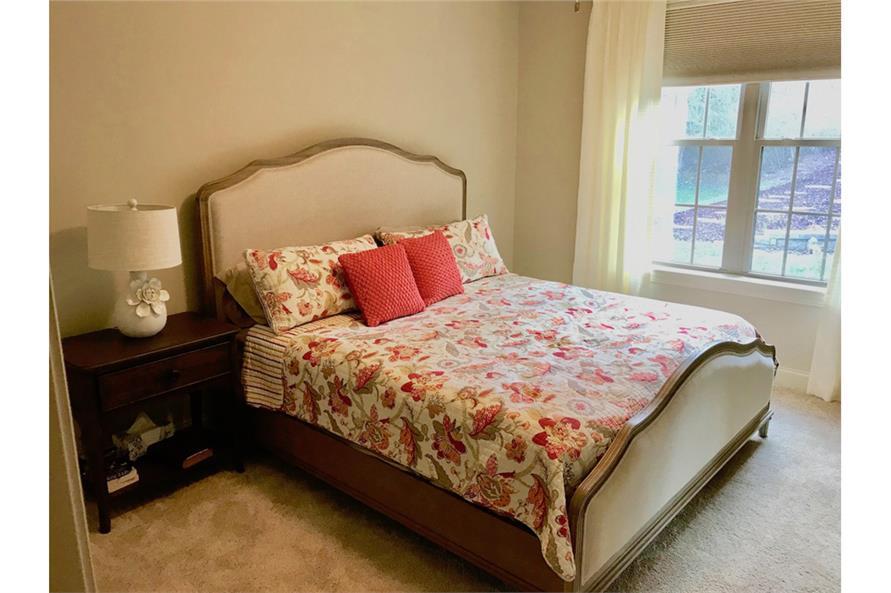 Bedroom of this 3-Bedroom,2381 Sq Ft Plan -2381