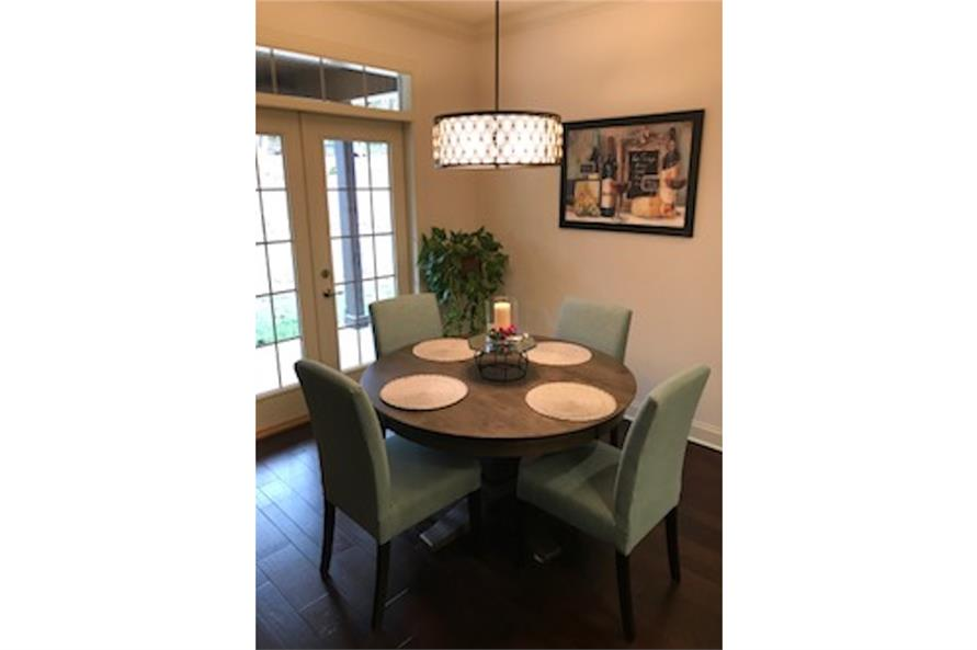 Kitchen: Breakfast Nook of this 3-Bedroom,2381 Sq Ft Plan -2381