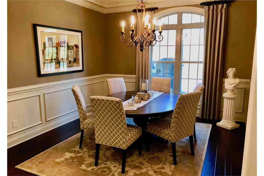 Dining Room of this 3-Bedroom,2381 Sq Ft Plan -2381