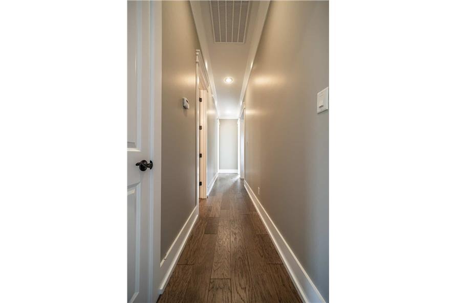 Hallway of this 4-Bedroom,2503 Sq Ft Plan -193-1122