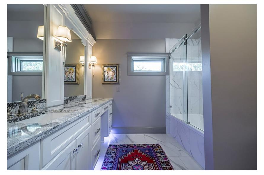 Bathroom of this 5-Bedroom,7519 Sq Ft Plan -7519