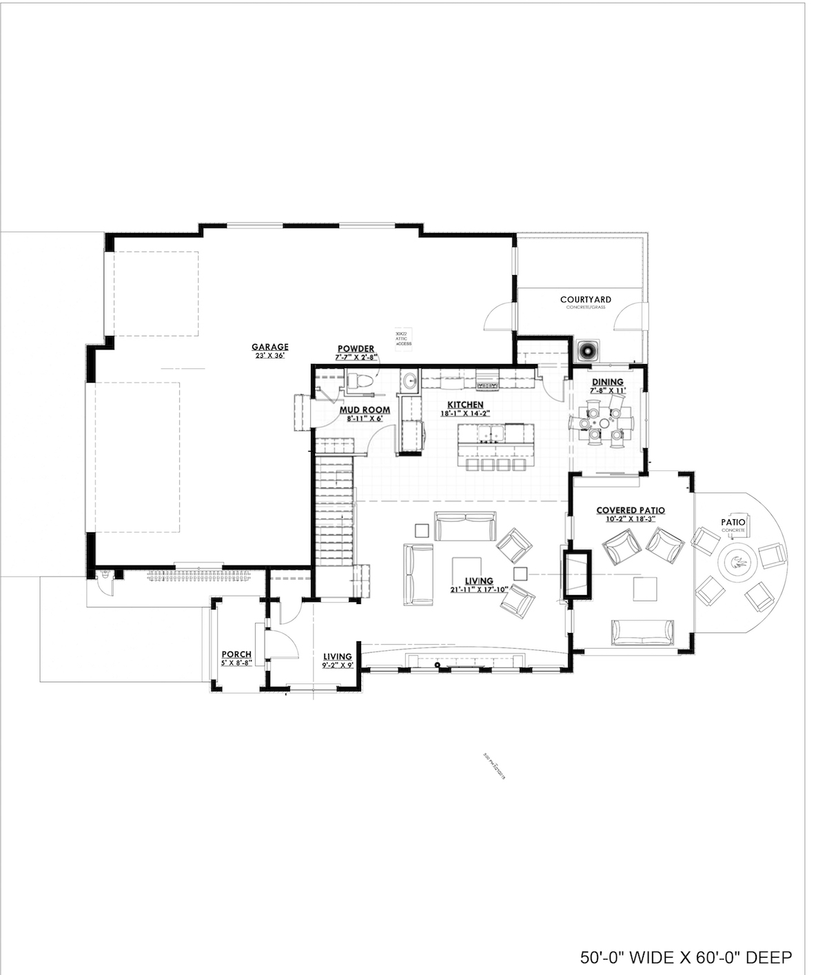 French House Plan 194 1002 4 Bedrm 2400 Sq Ft Home Plan