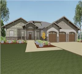 House Plan #194-1007