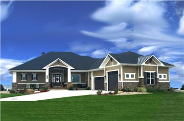 Ranch House Plans & Floor Plans | The Plan Collection on
