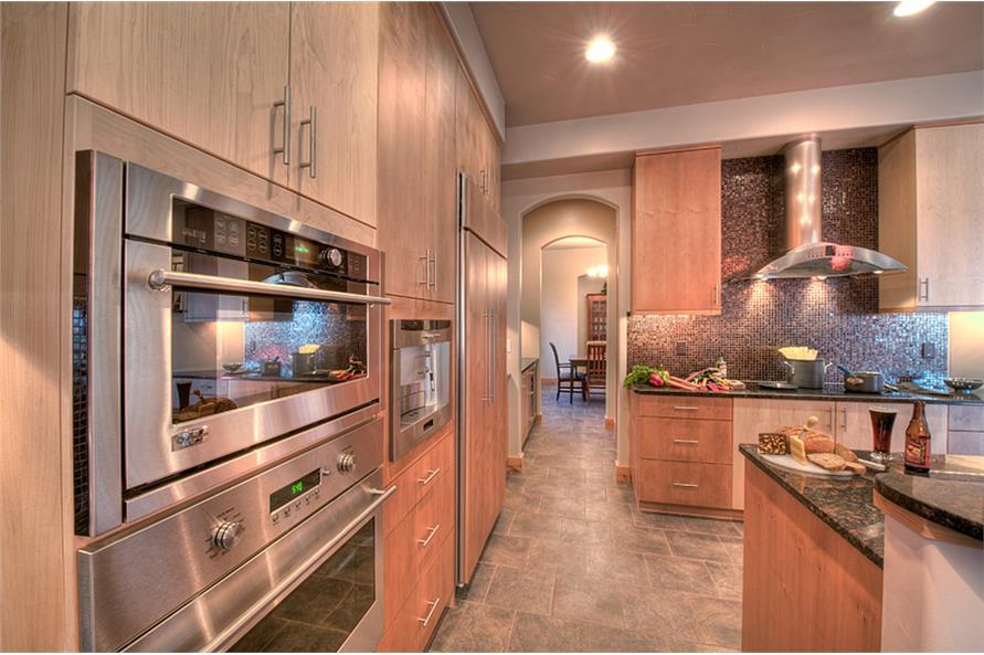 194-1012: Home Interior Photograph-Kitchen
