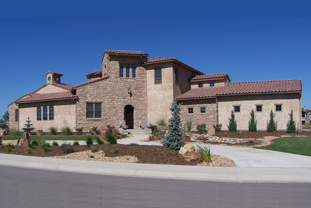 4 Bedrm 4590 Sq Ft Luxury House Plan 194 1012
