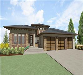 House Plan #194-1014