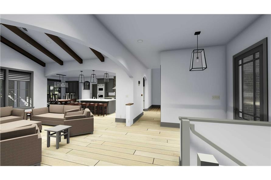 Great Room of this 3-Bedroom,2551 Sq Ft Plan -2551